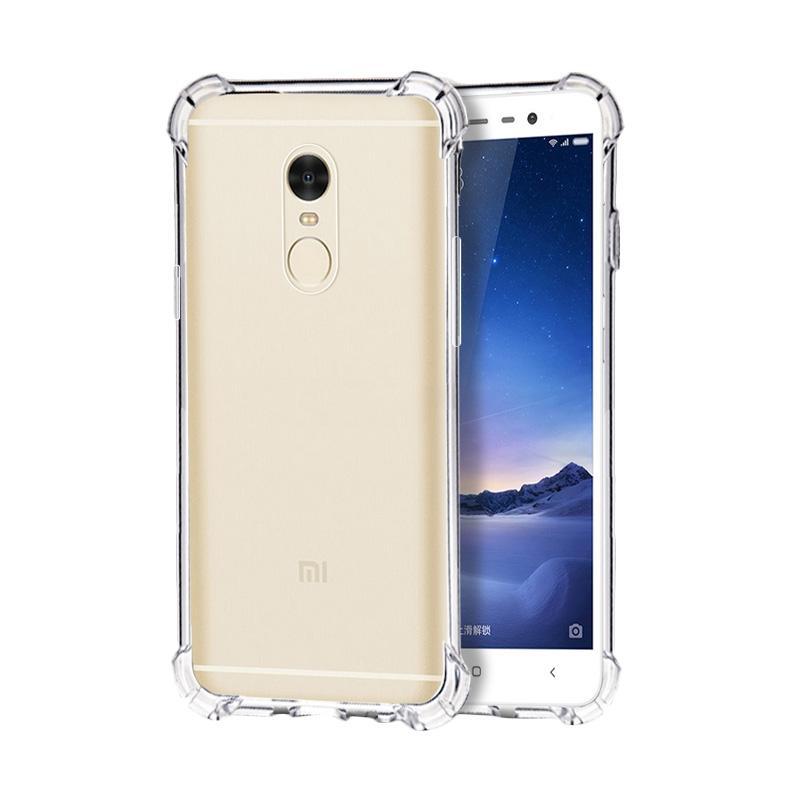 OEM Anti Shock Anti Crack Softcase Casing for Xiaomi Redmi Note 3 - ClearClear