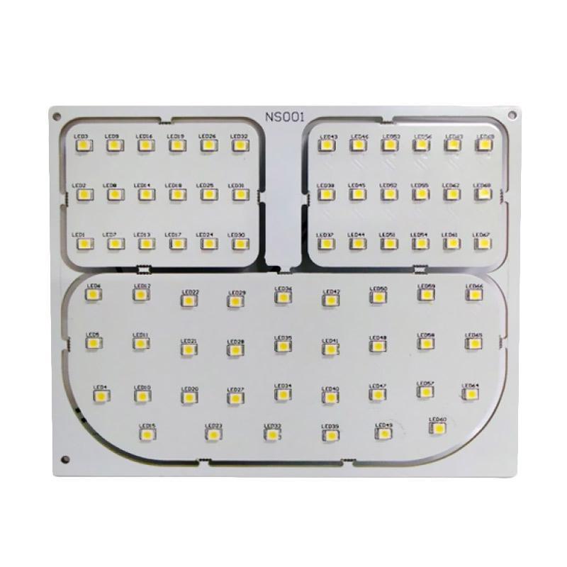 Autovision Microzen White LED Dome for KIA Sportage 2011 [6000 K]