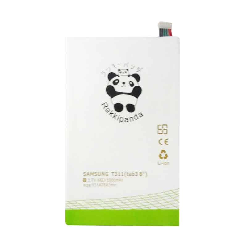 RAKKIPANDA Double Power & IC Battery for Samsung T311 TAB 3 UK.8