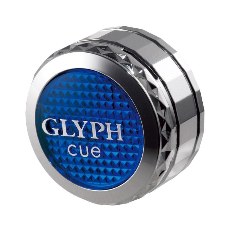 Carall Cue Glyph Platinum Shower Air Freshener Parfum Mobil [2.4 g]