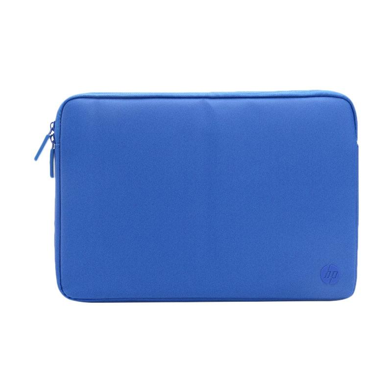 HP Spectrum Blue Tas Laptop Softcase Sleeve for Laptop 14 Inch - Biru