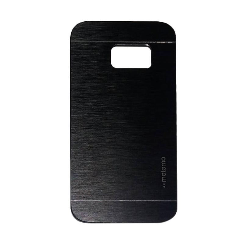 Motomo Metal Hardcase Backcase Casing for Samsung Galaxy S7 - Black