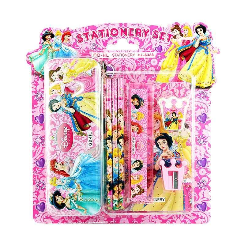harga Ohome Princess MS-HL-6388 Stationery Set Alat Tulis Blibli.com