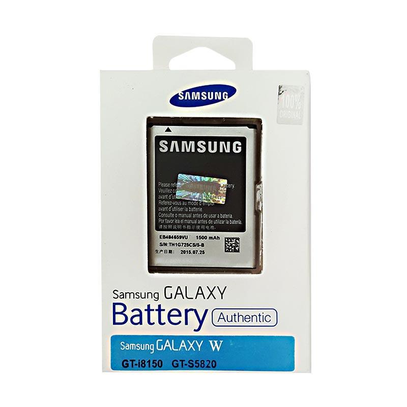 harga Samsung Original Battery Galaxy W Wonder GT-i8150 or GT-S5820 Blibli.com