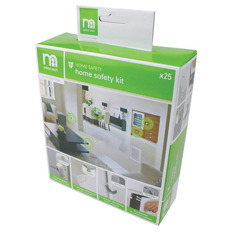Mothercare 645283 Safest Start Protect Plus Home Safety Kit