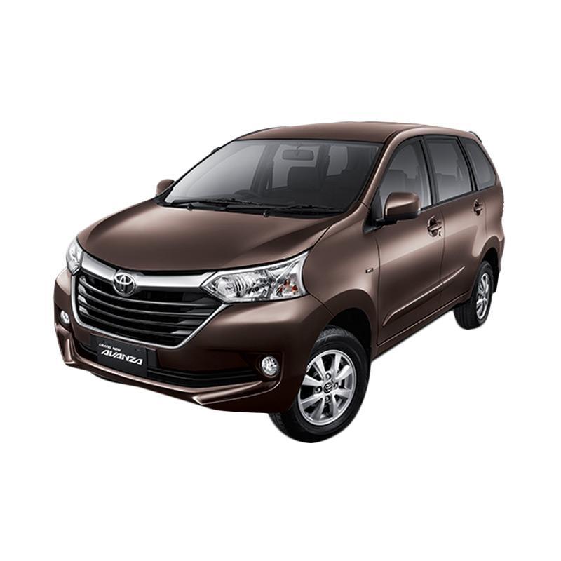 harga Toyota Grand New Avanza 1.5 Veloz Mobil - Dark Brown Mica Metallic Blibli.com