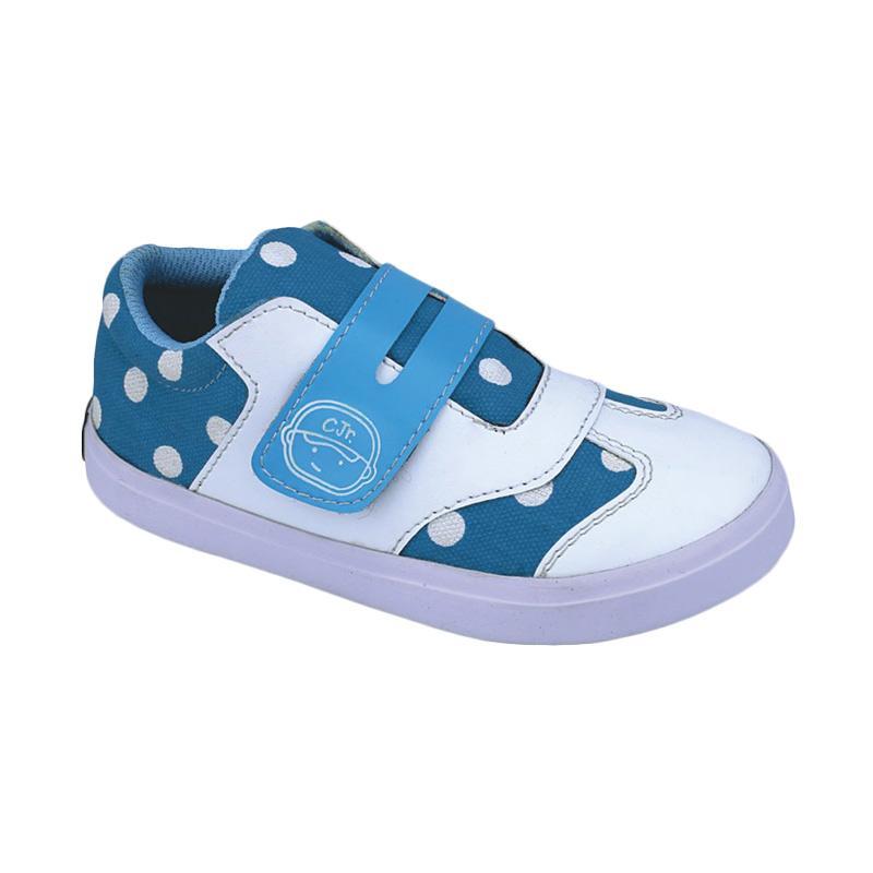 Catenzo Junior CJR CSJ 617 Casual Sepatu Anak Perempuan - Blue