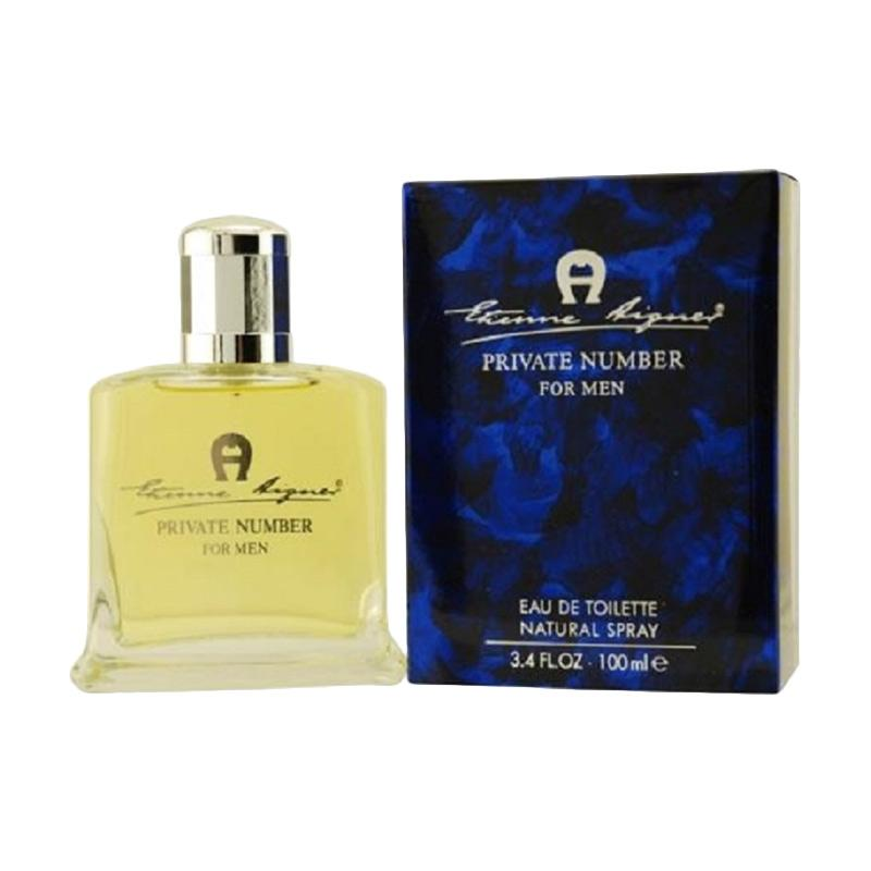 Etienne Aigner Private Number For Men EDT Parfum Pria [100 mL]