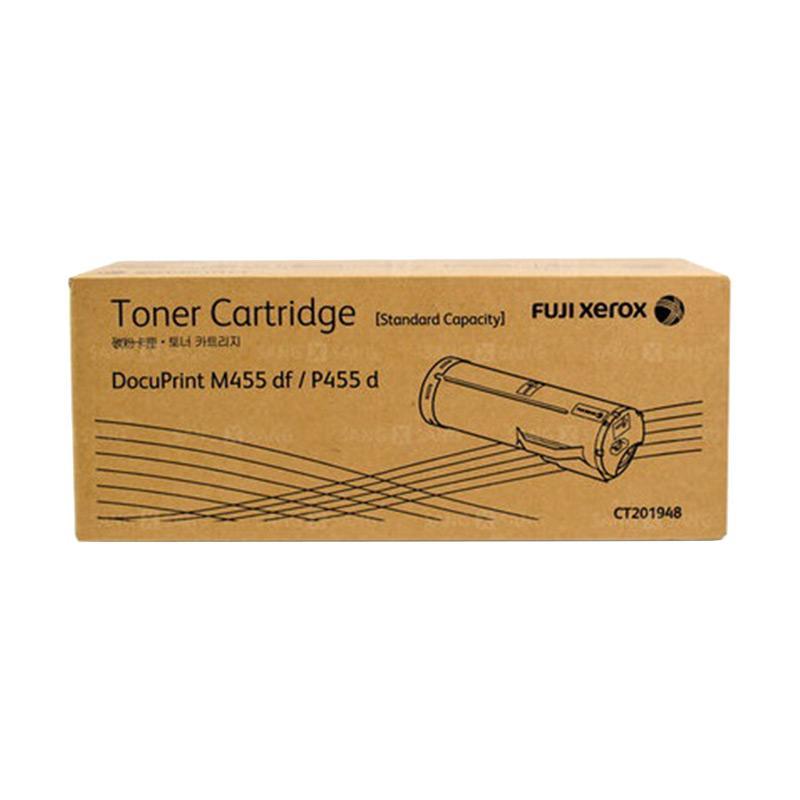 Fuji Xerox CT201948 Toner for Printer Docuprint P455D or M455DF