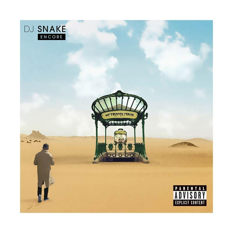 Universal Music Indonesia DJ Snake - Encore Cd Musik