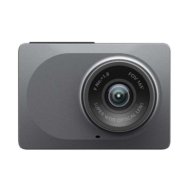 Xiaomi Yi Smart Car Dash Camera + MicroSD V-GeN 64GB Turbo Series (English Version)