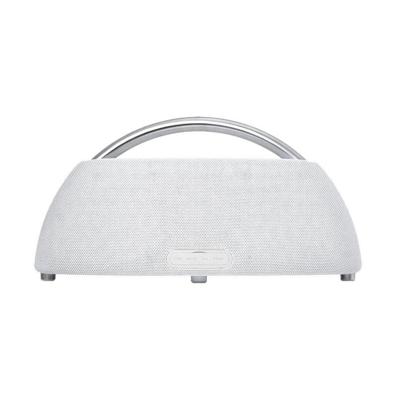 Harman Kardon Go with Play Mini Bluetooth Speaker - White
