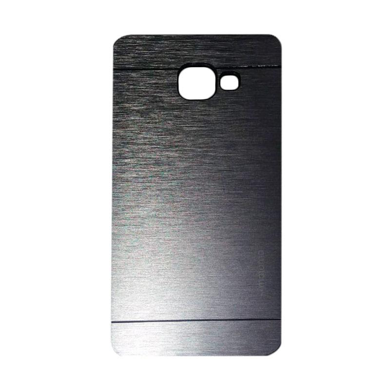 Motomo Metal Hardcase Casing for Samsung Galaxy A510 or A5 2016 - Silver