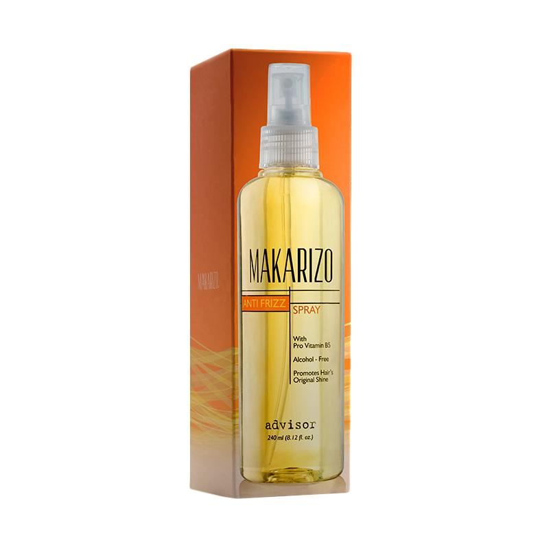 Makarizo Advisor Anti Frizz Spray with Pro Vitamin B-5 [240 mL]