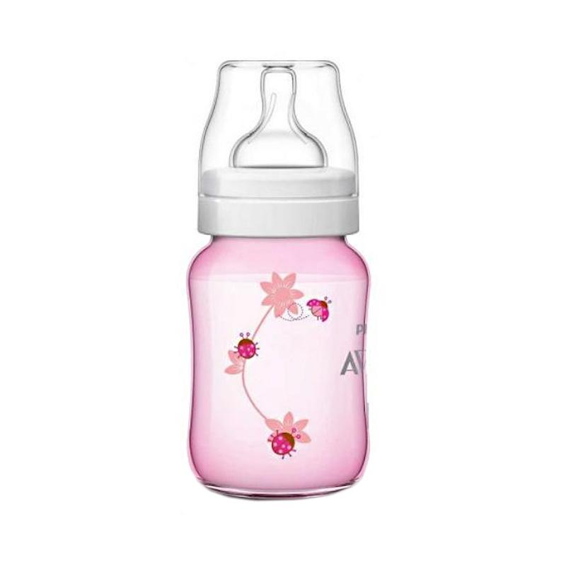 Philips Avent Flower Classic+ Botol Susu [260 mL]