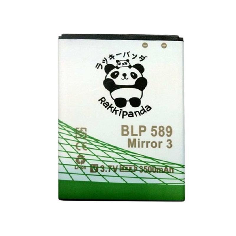 RAKKIPANDA Double Power and IC Battery for OPPO Mirror 3 BLP589
