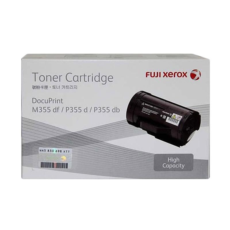 Fuji Xerox CT201938 Toner Cartridge for Printer Docuprint P355 or M355DF