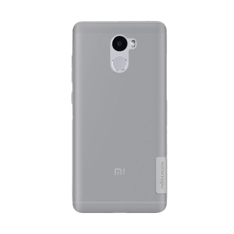 Nillkin Nature Ultrathin Original Casing for Xiaomi Redmi 4 - Clear [0.6 mm]