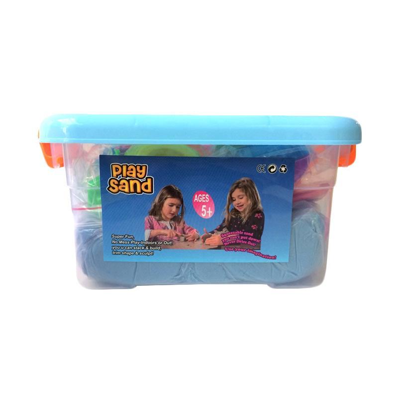 Play Sand St4rshop Pasir Kinetik Mainan Anak