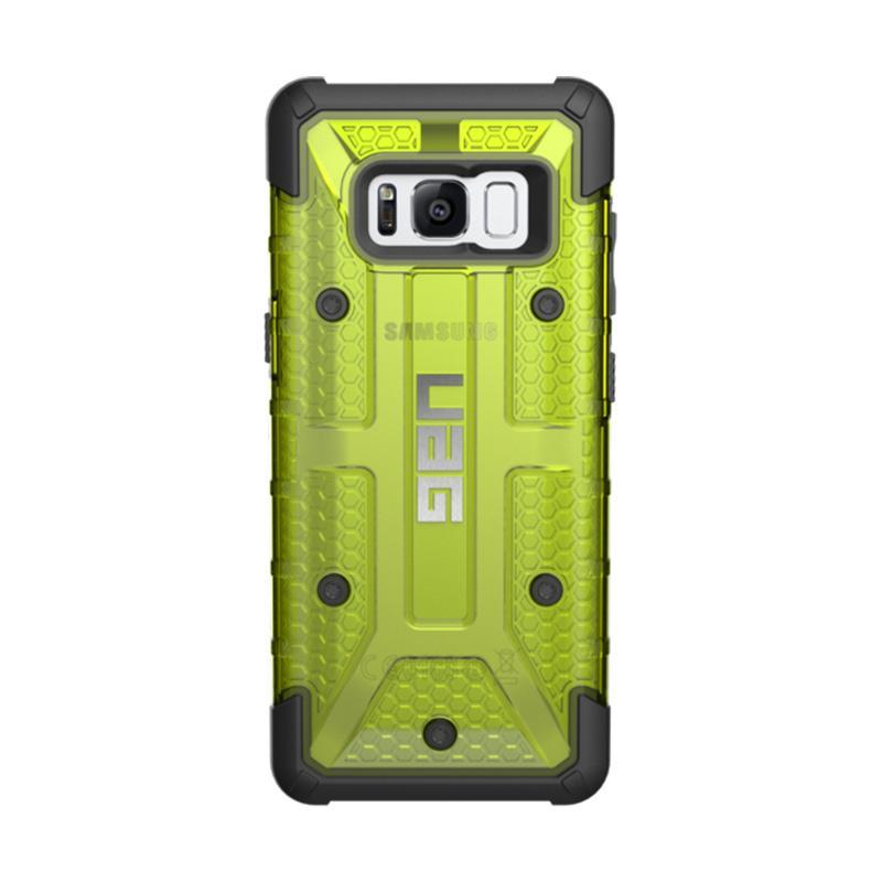 UAG Urban Armor Gear Plasma Casing for Samsung Galaxy S8 - Citron Black