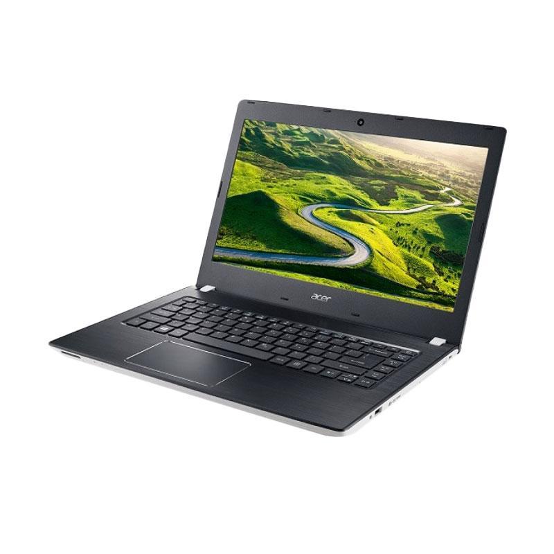 Spesifikasi Acer Aspire E5-475G | I7-7500U | nVidia GT940MX 4GB | 1TB | DOS | 14