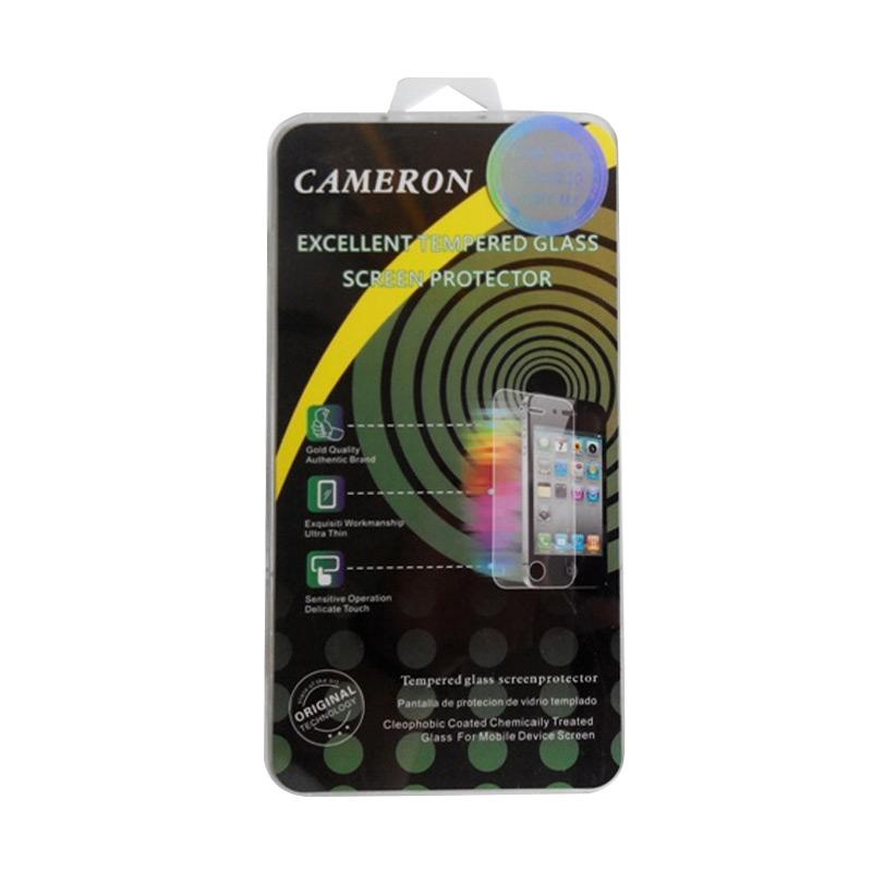 Cameron Tempered Glass Screen Protector for Andromax Qi - Clear