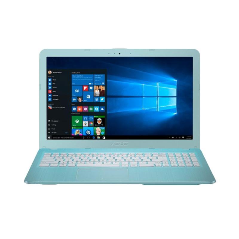 Asus Notebook X441UV-WX095D Notebook - Aqua Blue [14