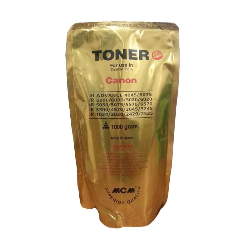 Super Gold Use In Toner for Mesin Fotocopy Canon IR5000 or IR6000 - Gold