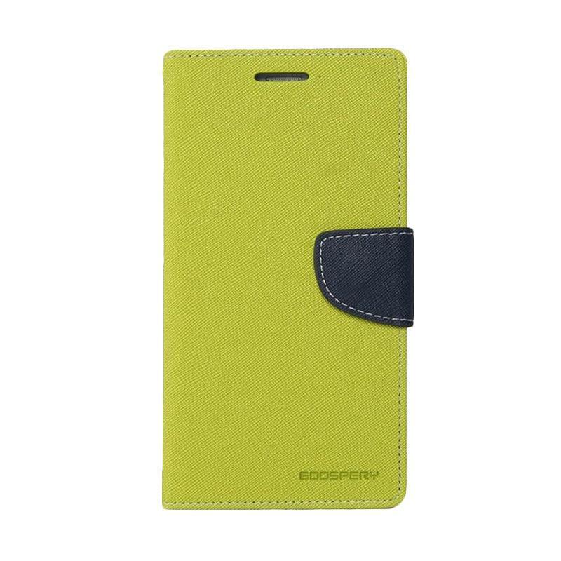 Mercury Fancy Diary Casing for SONY Xperia T2 Ultra D55303 - Mint Biru Laut