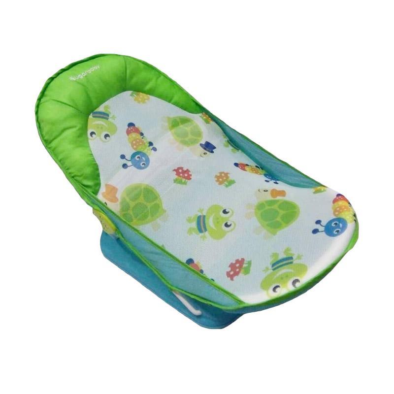 harga Sugar Baby Deluxe Baby Bather Timmy Turtle Kursi Mandi Bayi Blibli.com