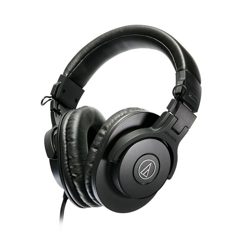 harga Audio Technica ATH-M30X (Monitoring Headphone) Blibli.com