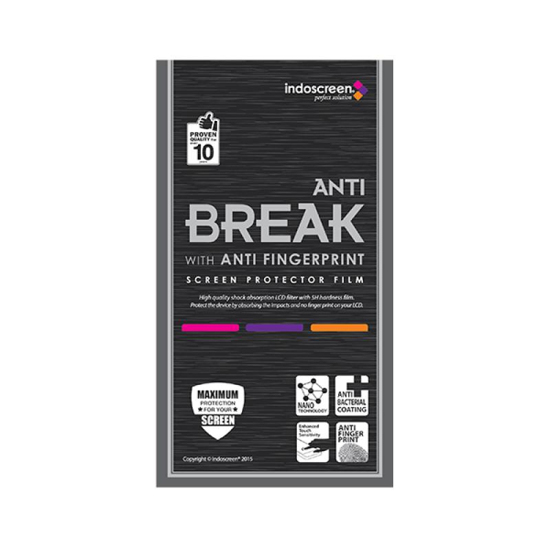 Indoscreen Anti Break Screen Protector for Samsung Galaxy S8 Plus - Clear [Fullset]