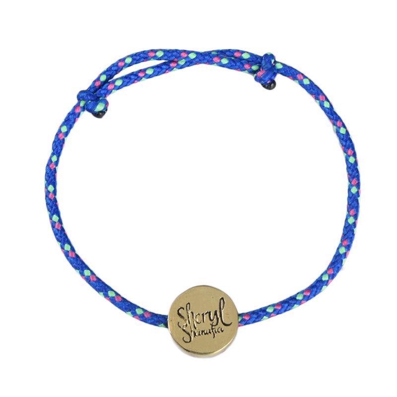 Musica Studio Sheryl Sheinafia Gelang Plat 05 Merchandise - Blue