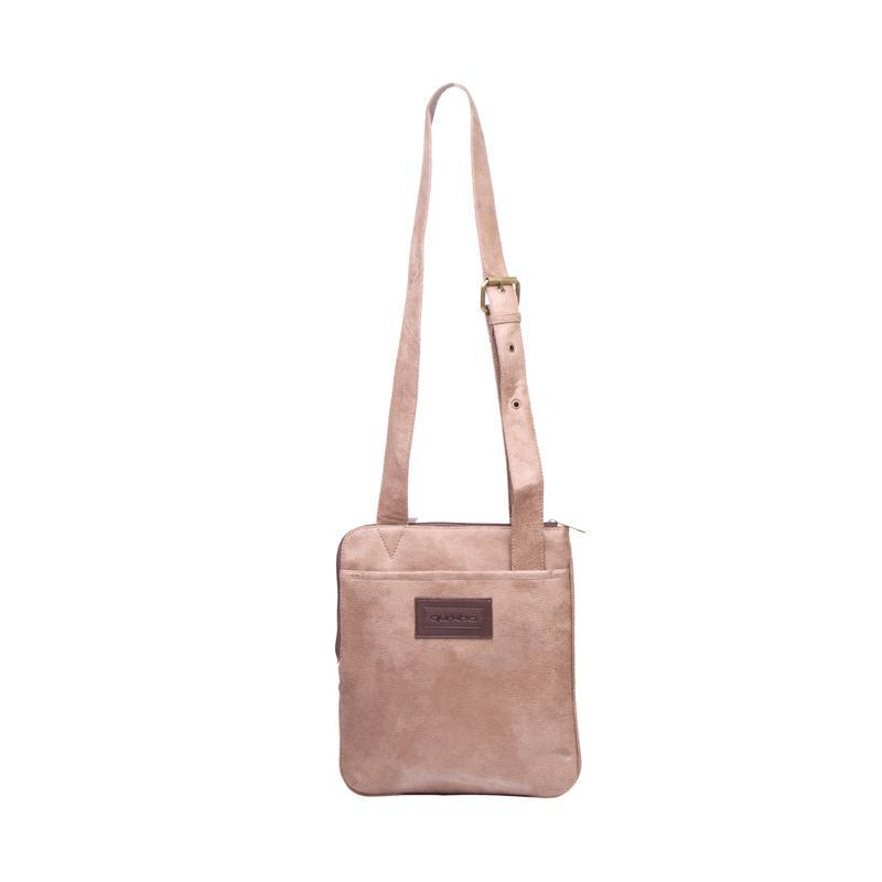 Gurkha  Ipad Case BSL-05-Tas Unisex Synthetic Leather Sling Bag - Mocca