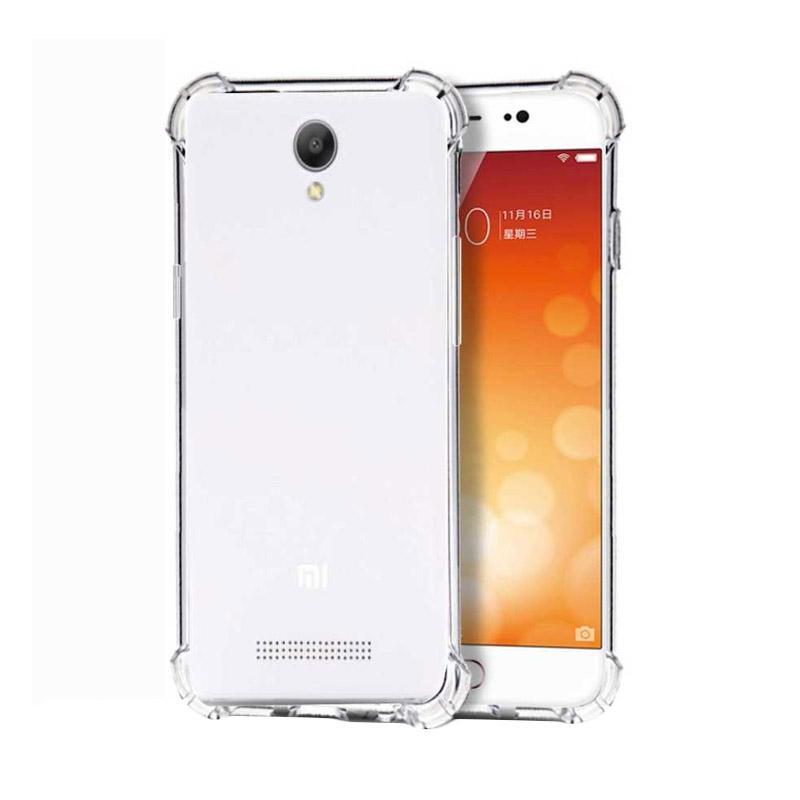 OEM Anti Shock Anti Crack Softcase Casing for Xiaomi Redmi Note 2 Prime