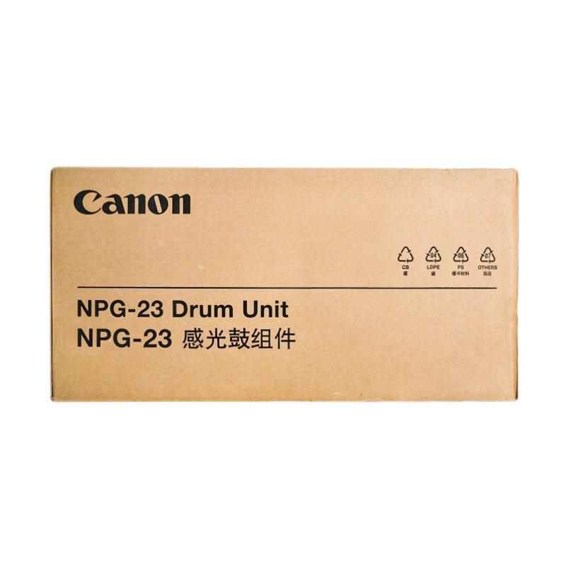 Canon NPG 23 Original Drum untuk Mesin Fotocopy IRC 3180 I/IR 3170 I/2570/3100n - Black