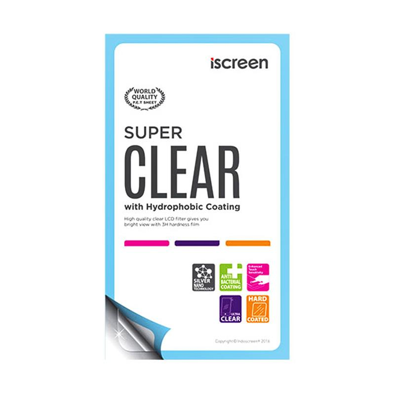 indoScreen iScreen Anti Gores Screen Protector for Blackberry Onyx-Onyx 2 - Clear