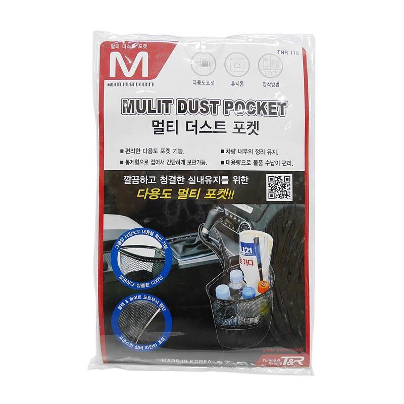 SIV Multi Dust Pocket TNR 118 Kantong Untuk Penyimpanan di Mobil