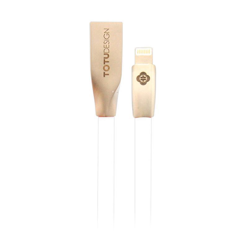 Totu Design Joe Series Rhombus Micro USB Kabel Data - White