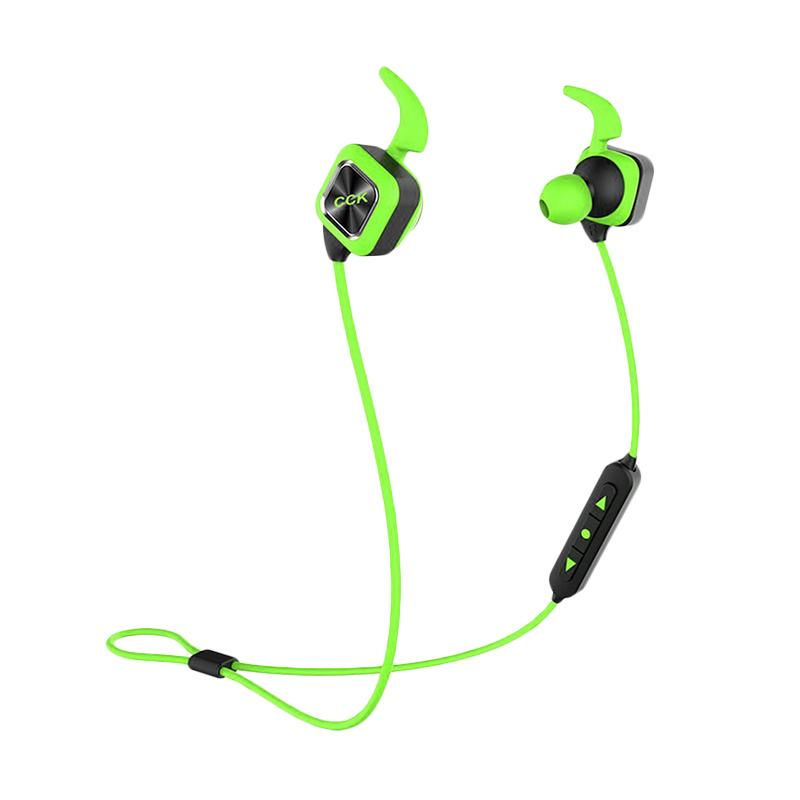Bluedio CCK KS Plus Outdoor Sports Headset - Hijau [Bluetooth 4.1]