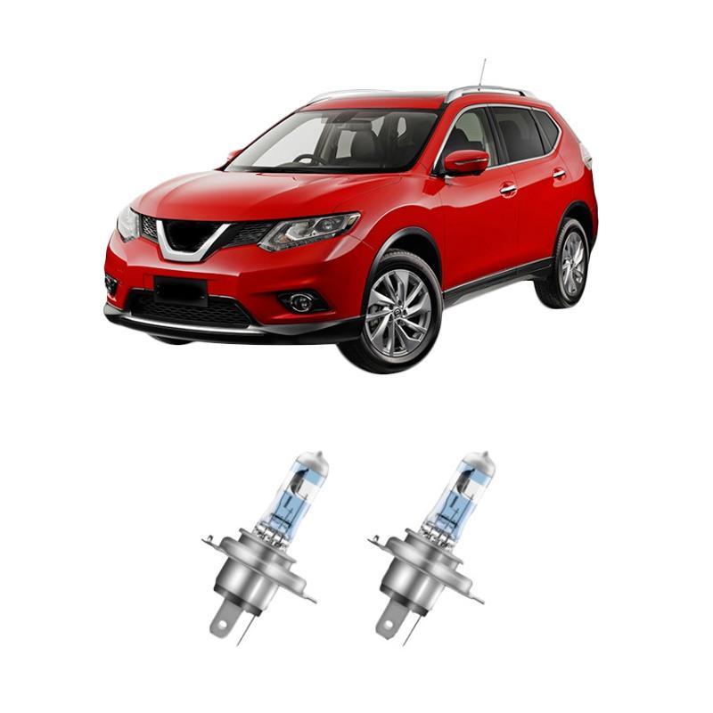 Osram H4 Low Beam NBU 64193NBU Lampu Mobil For Nissan New Xtrail [12V/ 55W]