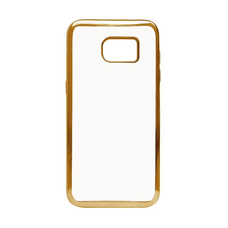 Ultrathin Iphoria Shining Casing for Samsung S7 Edge G935 - Gold