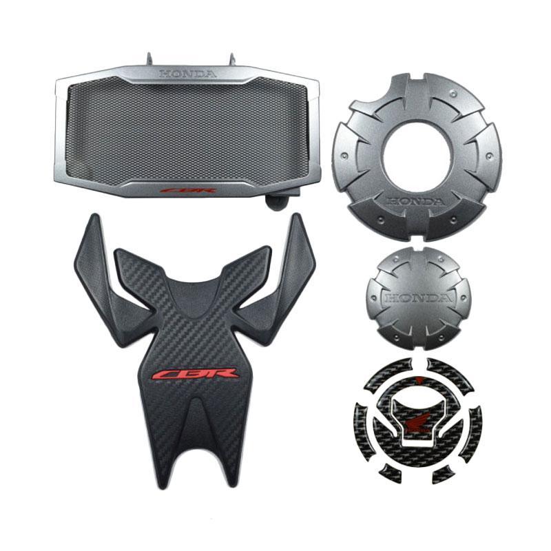 harga Honda Genuine Accessories Paket Aksesoris Resmi New Honda CBR 150R - Silver Blibli.com