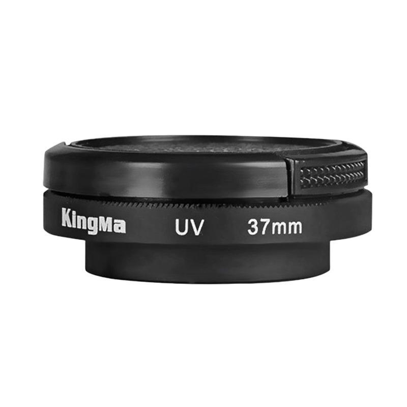 harga Kingma UV Filter Lens 37MM with Cap for Xiaomi Yi 4K / 4K PLUS / LITE Blibli.com