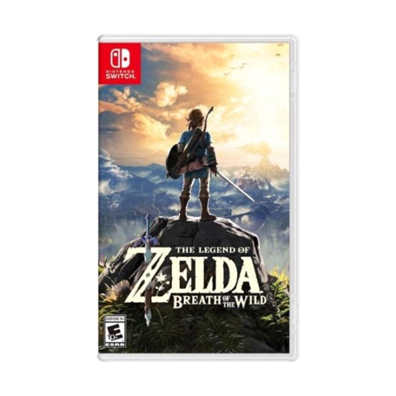 Nintendo The Legend of Zelda: Breath of the Wild- Nintendo Switch