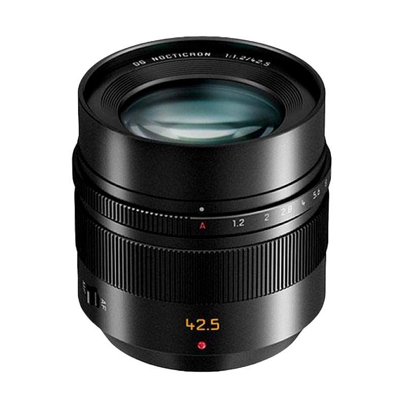 Panasonic Lensa Leica 42.5mm f/1.2 DG Nocticron ASPH Power OIS