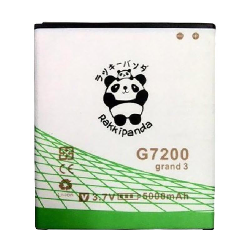 RAKKIPANDA Double Power Double IC Battery for Samsung Grand 3 G7200