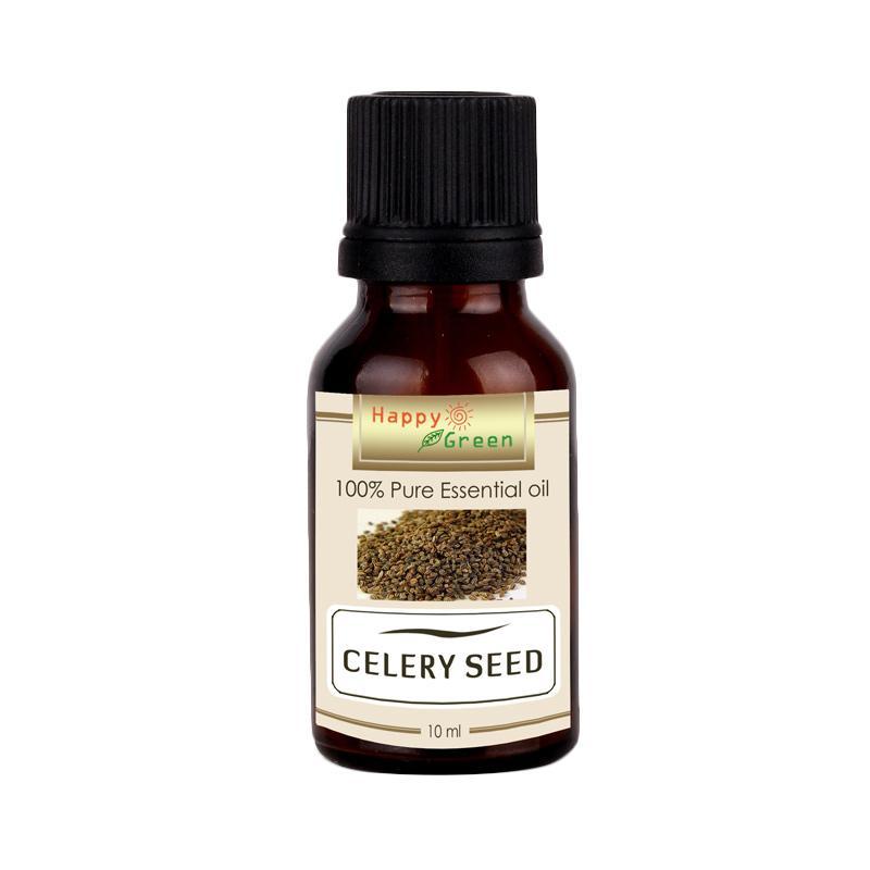 HAPPY GREEN Celery Seed Essential Oil [10 mL]