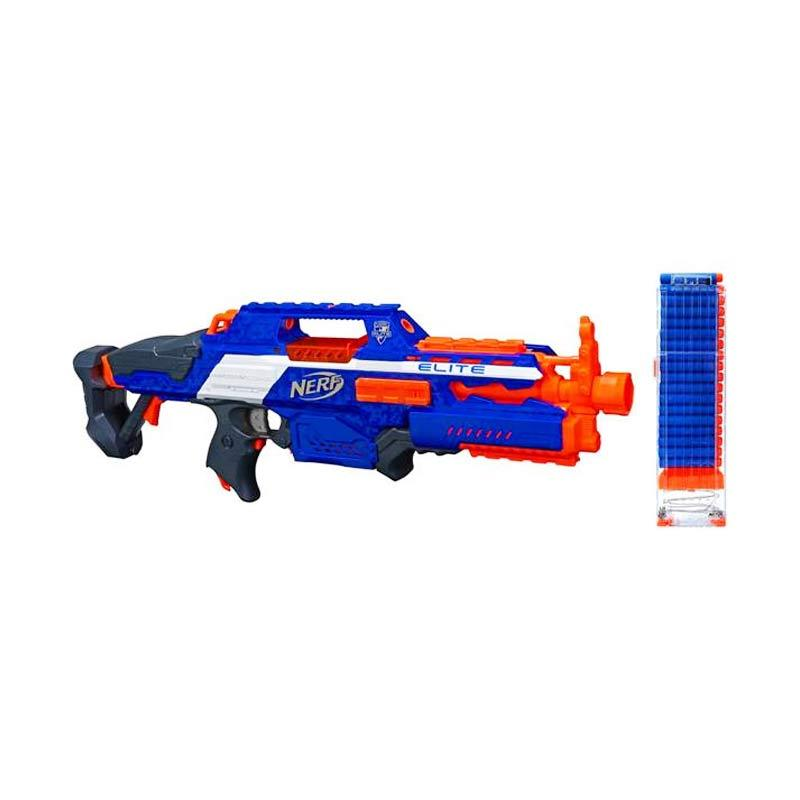 harga Hasbro Nerf Rapidstrike CS18 Motorized Rapid Fire Blaster Mainan Anak Blibli.com