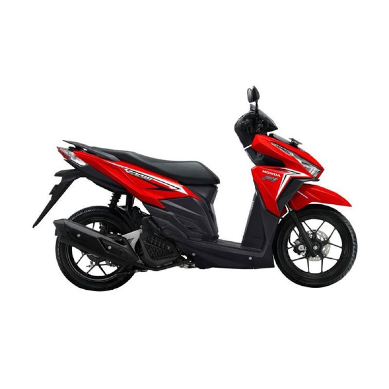 harga Honda All New Vario 125 eSP CBS Sepeda Motor - Red [OTR Sulawesi Tenggara] Blibli.com